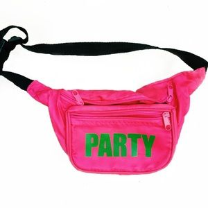 Neone Party Fanny Pack